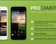 ProCamera 8: una delle più complete fotocamere per iPhone si aggiorna