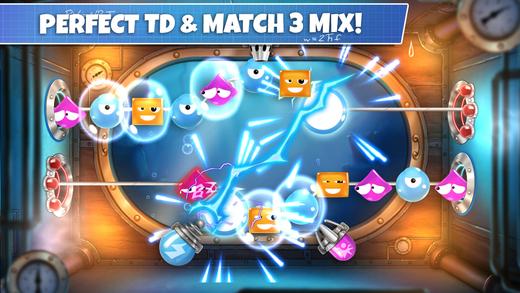 Splode'n'die: un divertente mix tra un puzzle game ed un match-3