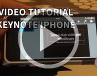 Video Tutorial Keynote iPhone – Puntata 2