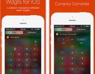 Wdgts, tanti widget per il Centro Notifiche di iOS 8