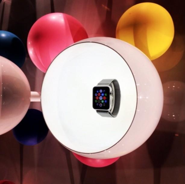 Apple Watch in mostra da Colette a Parigi [AGGIORNATO: arriva Jony Ive]