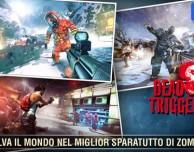 """Disponibile l'aggiornamento """"Massacro"""" per Dead Trigger 2"""