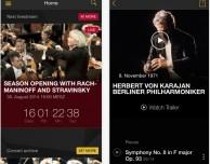 Digital Concert Hall, un nuovo modo per ascoltare la musica classica su iPhone