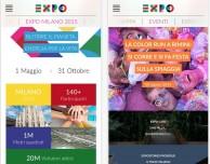 Arriva l'app ufficiale dell'EXPO Milano 2015