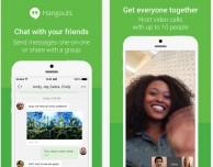 Google Hangouts è ora compatibile con iPhone 6 e 6 Plus