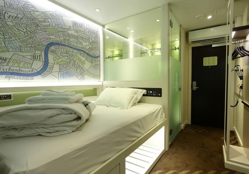Hub di Premier Inn: il primo hotel controllabile da iPhone e iPad