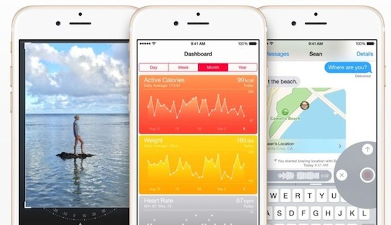 iOS 8 hidden features