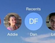 iOS 8: ecco la nuova gestione dei contatti preferiti