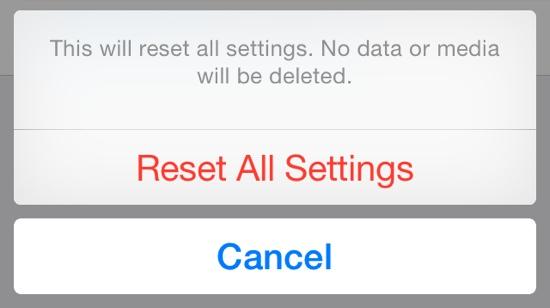 """Un bug di """"Ripristina informazioni"""" su iOS 8 rischia di cancellare i documenti iWork"""