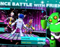 Robot Dance Party, un rhythm game robotico!