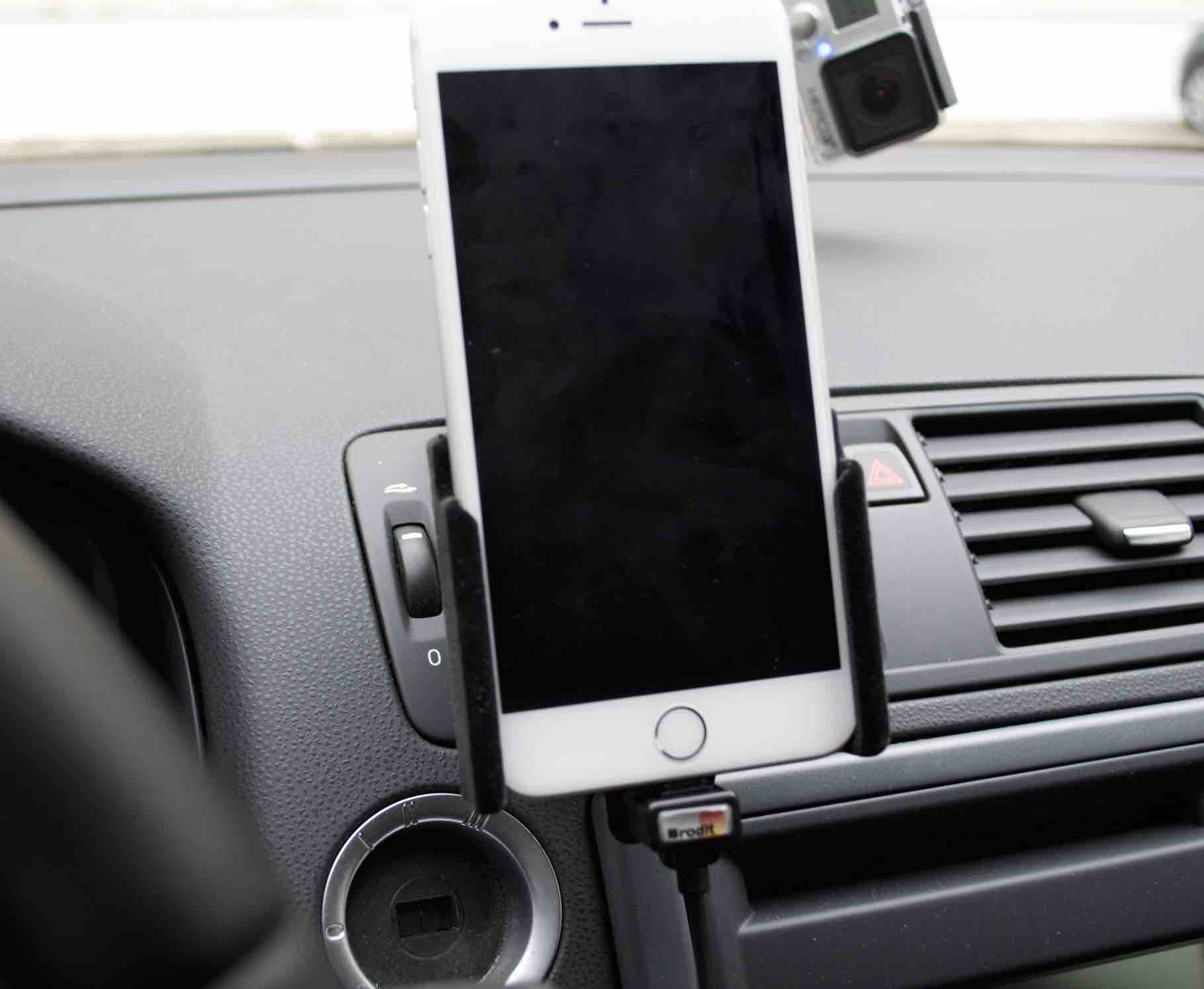 Supporto auto per iphone 6 plus di brodit la recensione - Porta iphone auto ...