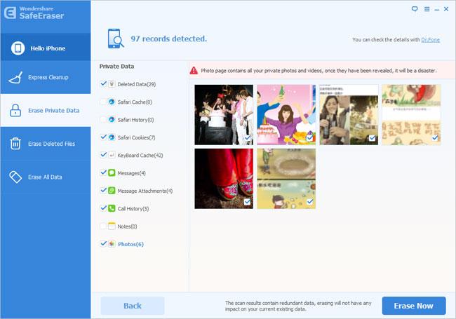 SafeEraser: Il nuovo tool per ripulire e aumentare spazio nella memoria del tuo iPhone