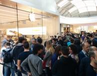 Apple Store Nave de Vero a Marghera: centinaia di persone visitano lo store [AGGIORNATO]