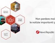 "News Republic lancia ""My news Digest"""