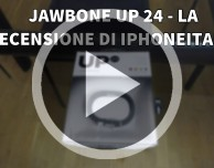Jawbone UP 24 – La recensione di iPhoneItalia