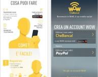 WoW, la nuova app di CheBanca!
