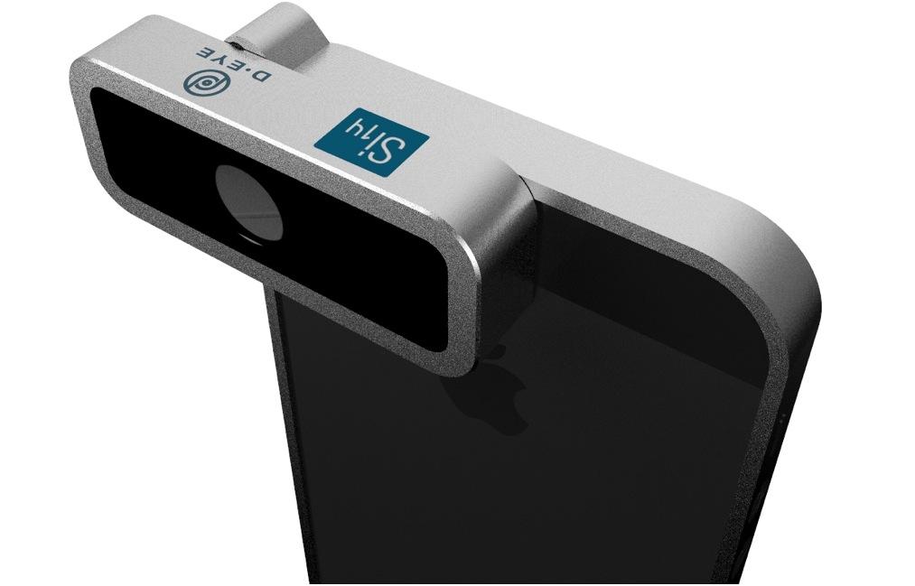 Si14 presenta D-EYE, un nuovo sistema per lo screening retinico con lo smartphone