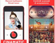 Cinamatic si aggiorna con con il supporto ai comandi manuali di iOS 8