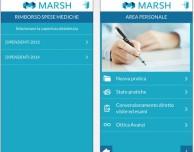 Il rimborso delle spese mediche diventa mobile con MyMarsh