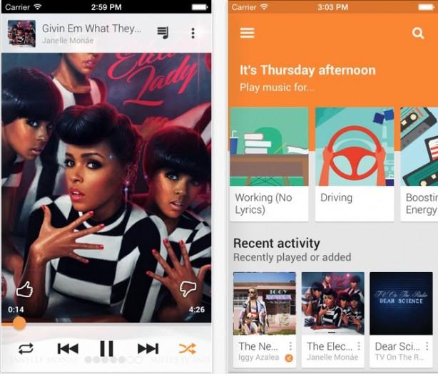 Nuovo update per Google Play Music