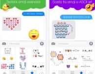 """Nuovo """"Tastierino Emoji"""" ed app gratuita per creare simpatiche faccine denominata """"Makemoji"""""""