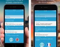 Parla e Traduci: traduttore vocale con widget per iOS 8