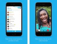 Skype si aggiorna con la possibilità di salvare ed eliminare le foto della chat