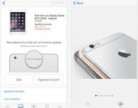 L'applicazione Apple Store si aggiorna per iPhone 6