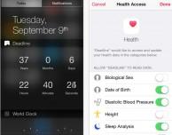 Deadline, l'app che sfrutta HealthKit per calcolare quando morirai!