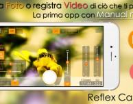 Reflex Camera: l'app che porta le regolazioni fotografiche manuali anche su iDevice