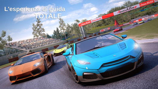 gameloft aggiorna il racing game gt racing 2 iphone italia. Black Bedroom Furniture Sets. Home Design Ideas