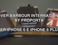 Cover Barbour International per iPhone 6 e 6 Plus (by Proporta) – La recensione di iPhoneItalia