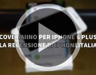 """Jellies Case di Aiino: una cover molto """"minimal"""" per iPhone 6 Plus [VIDEO]"""