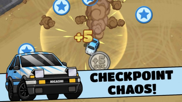Checkpoint Champion iPhone pic0