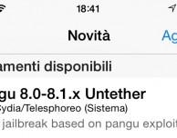 Pangu Untether si aggiorna alla versione 0.4