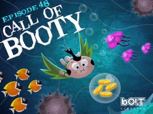 """Arriva """"Call of Booty"""", l'episodio 48 di Pocket God"""