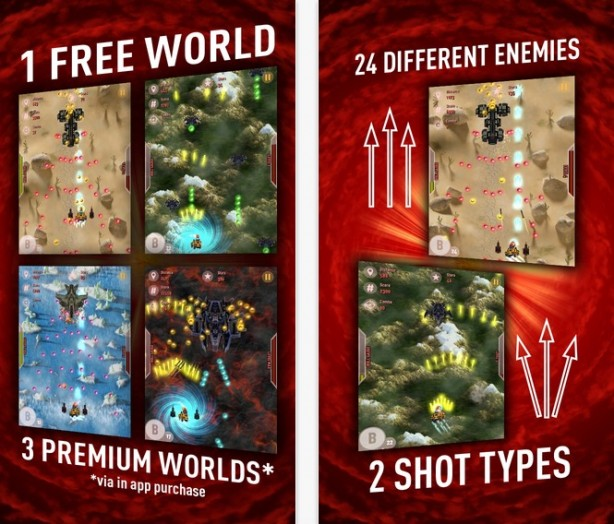 Bullet Hell Infinite iPhone pic0