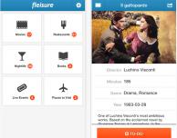 Fleisure, il tuo tempo libero organizzato e raccolto su iPhone