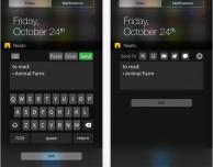 Neato: prendi appunti dal centro notifiche e caricali su Dropbox o Evernote