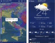 """Previsioni meteo con mappe interattive e widget grazie a """"Radar Meteo Pro"""""""