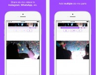 Come condividere i video in slow-motion sui social network