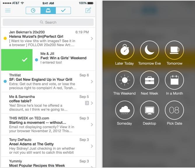 Mailbox 2.3.3 disponibile su App Store