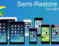 Semi-Restore si aggiorna per iOS 8.1.1/8.1.2