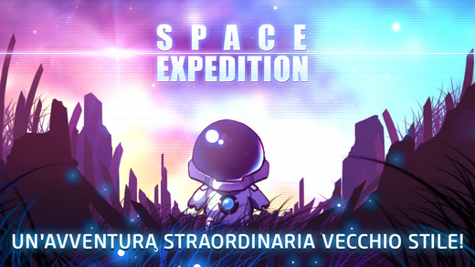 Space Expedition- Classic Adventure iPhone pic0