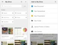 Google Drive si aggiorna con lo sblocco tramite Touch ID