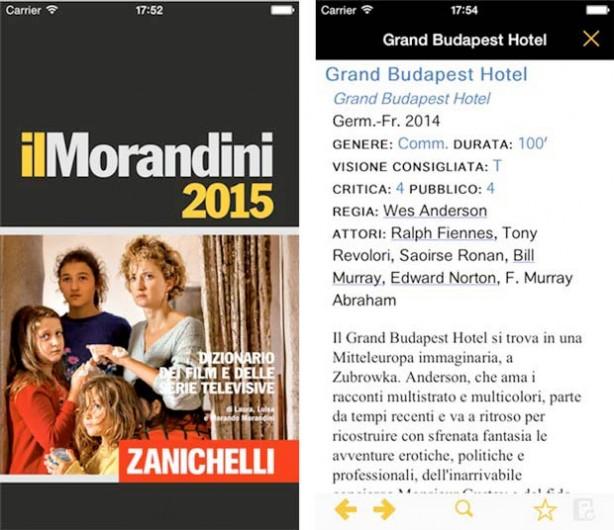 Il Morandini 2015: il dizionario dei film e delle serie tv secondo Zanichelli