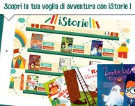 iStorie: un'unica app per raccogliere libri e giochi di qualità per bambini