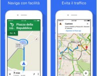 Nuovo aggiornamento per Google Maps