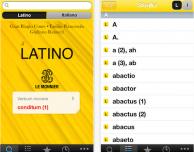 Il Latino, il dizionario completo a portata di iPhone