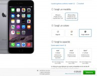 iPhone 6 Plus da 16GB disponibile con spedizione in 1 giorno